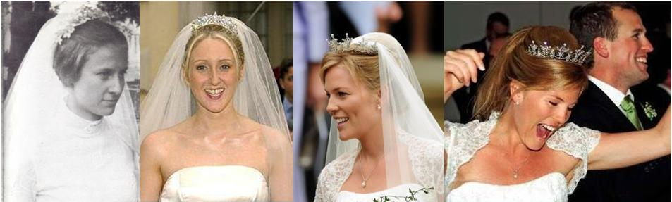The Royal Order Of Sartorial Splendor Wedding Wednesday On A Tuesday Bridal Updos Part 1