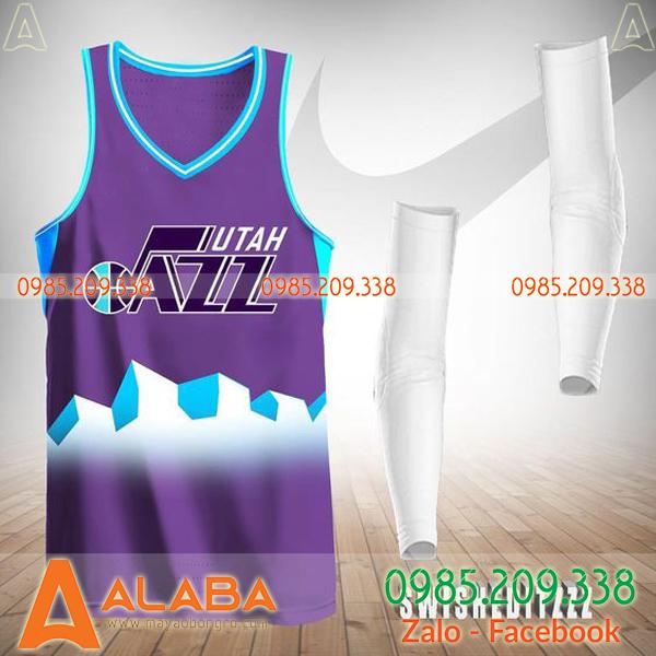 Áo bóng rổ cổ tim 2019 đẹp mắt