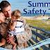 5 safety tips in summer season