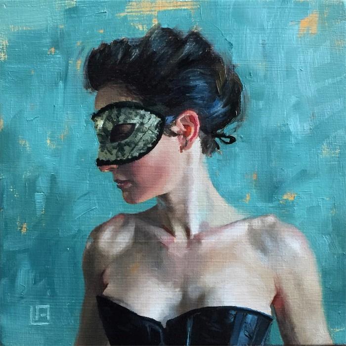 Образы, основанные на реализме. Linda Adair