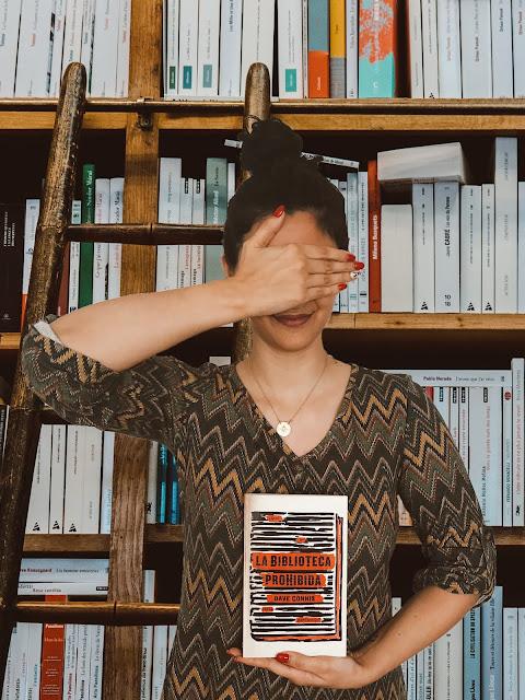 Reseña La biblioteca prohibida de Dave Connis