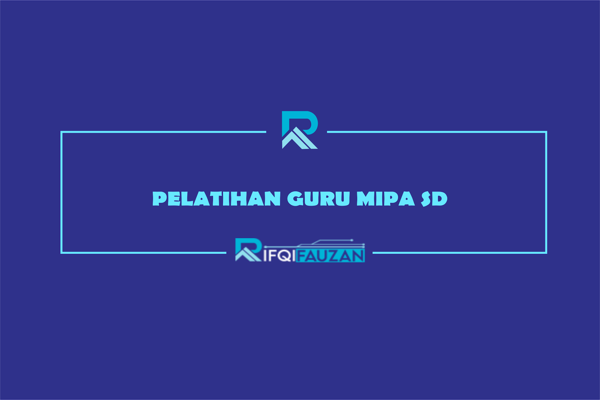 PELATIHAN GURU MIPA SD GRATIS 2020