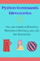 Python directories