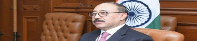 Foreign Secretary Shringla To Visit US Next Week to Attend UNSC Events, Bilateral Engagements