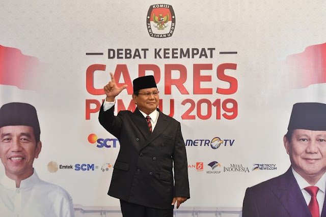 Demokrat: Secara <i>De Facto</i> Jokowi Sudah Kalah Dari Prabowo