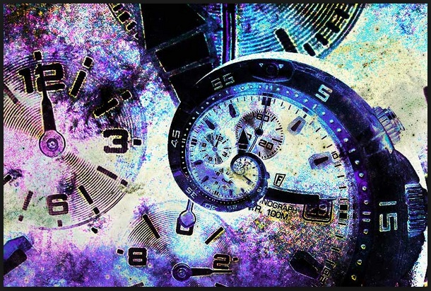 menjelajah waktu