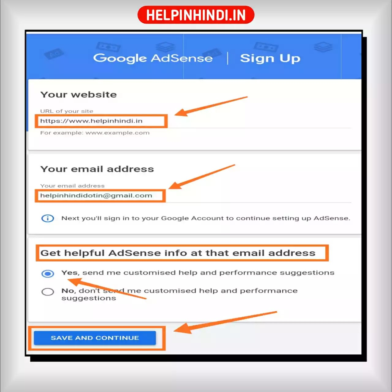 How To Make Google Adsense Account
