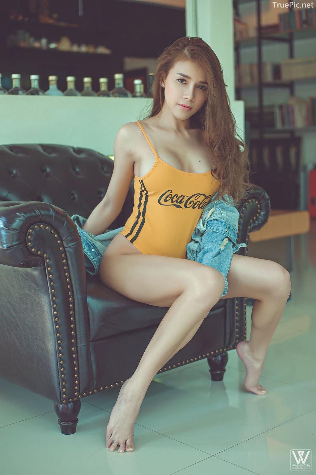 Thailand Sexy Model - Lanchakorn Yeunyaw - Yellow Coca Colas - TruePic.net - Picture 7