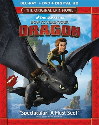 How To Train Your Dragon 2010 Dual Audio Hindi Bluray Movie Download