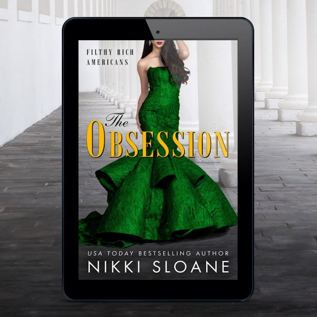 Filthy Rich American series by Nikki Sloane