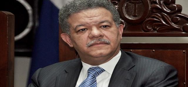 Revelan Ex Presidente Leonel Fernández, No está bien de la cabeza
