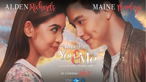 Imagine You & Me Poster