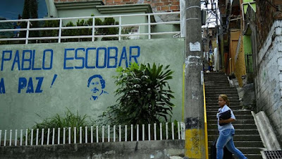 Pablo Escobar: Money hidden in wall found in the capo's house