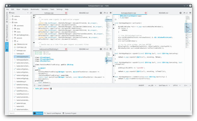 best opensource code editor for linux best text editor for Linux
