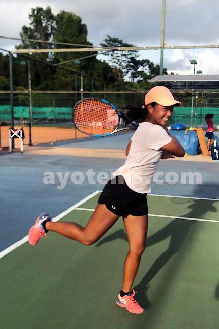 Petenis Junior Indonesia Berjaya di Turnamen Singapore ITF Junior Championship (II) 2021