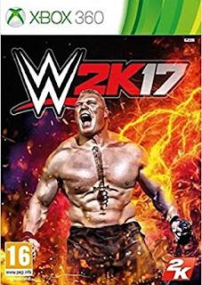 WWE 2K17 Xbox 360 Torrent