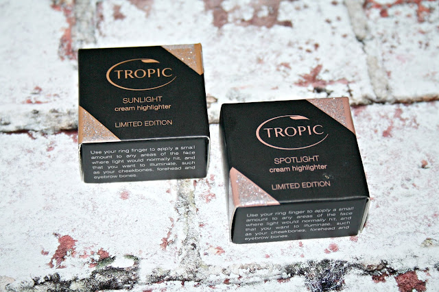 Tropic Cream Highlighter - Limited Edition