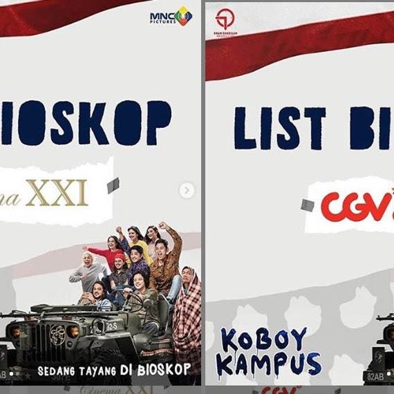 Film Koboy Kampus ini Wajib Ditonton Mahasiswa dan Mantan Mahasiswa!