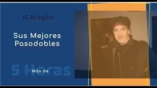 Más de 5 horas con los mejores pasodobles de Juan Carlos Aragón Becerra