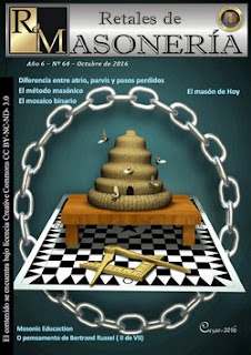 Retales de Masonería 64- Octubre 2016