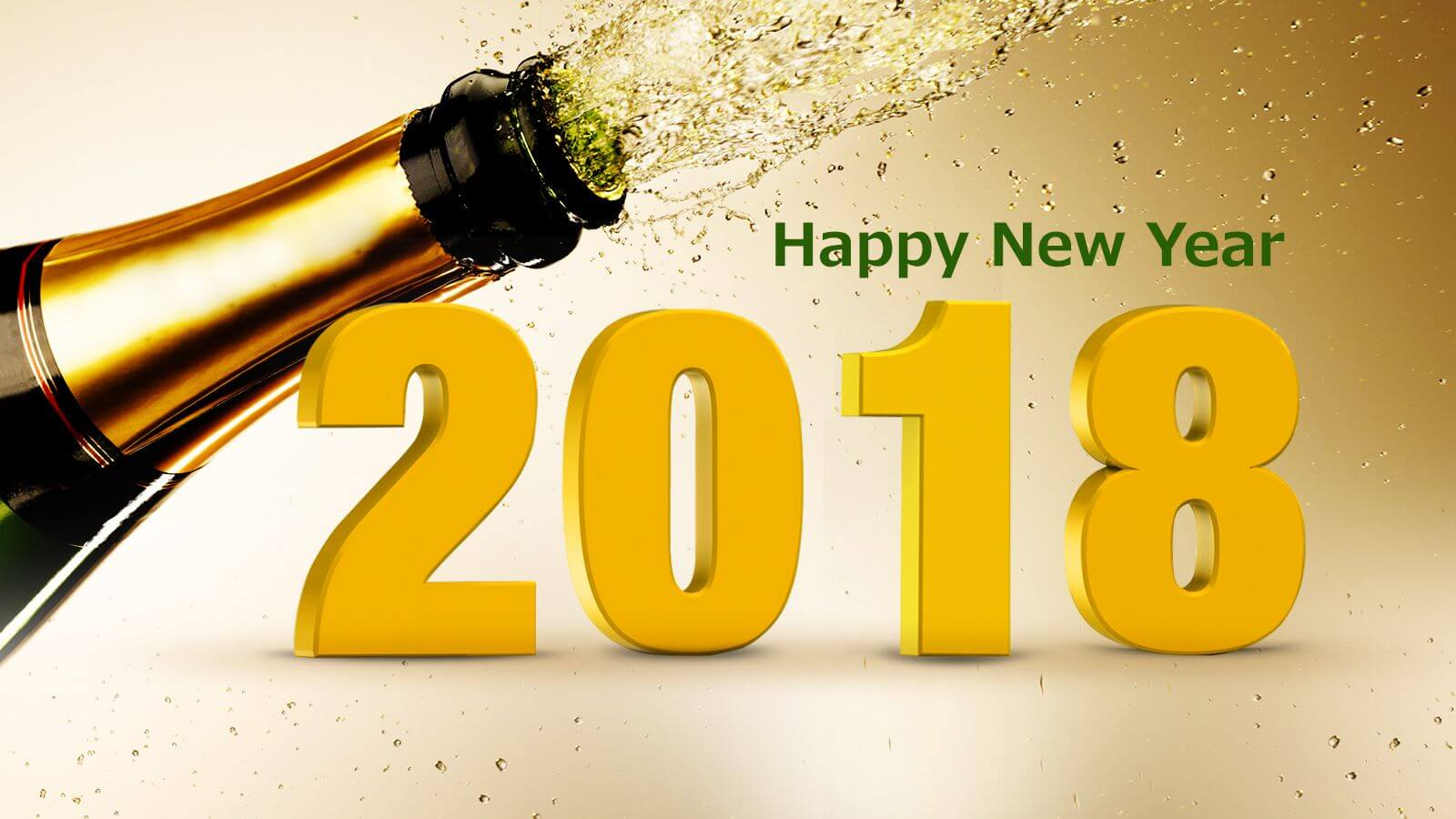 Happy New Year 2018 Messages for Facebook