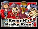 KENNY K'S KRAFTY KREW! CHALLENGES