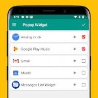 Popup Widget 3 v3.3.5 (Paid) Apk