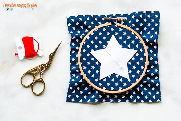 Free Star PDF Pattern