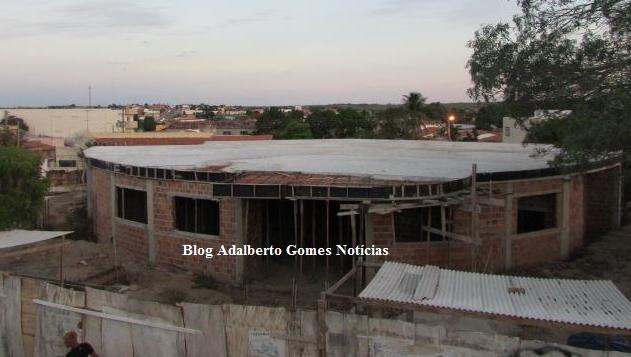 Após oito meses paralisada, obra  de  construção do Memorial em homenagem a Delmiro Gouveia é retomada