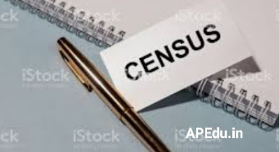 Census without pen and paper.