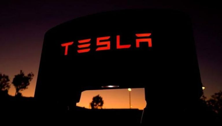 شعار شركة تسلا للسيارات