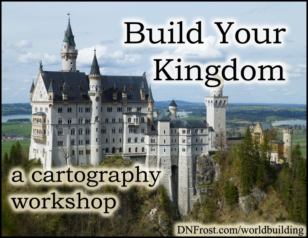 Build Your Kingdom: how civilizations grow http://www.dnfrost.com/2017/02/build-your-kingdom-cartography-workshop.html #TotKW A worldbuilding workshop by D.N.Frost @DNFrost13 Part 2 of a series.