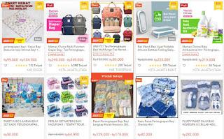 Jualan Online yang Laris Perlengkapan Bayi