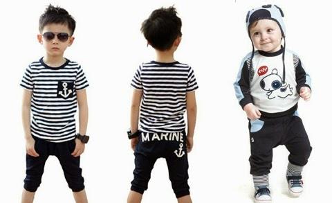 model baju anak laki laki terbaru