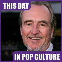Wes Craven died on August 30, 2015.
