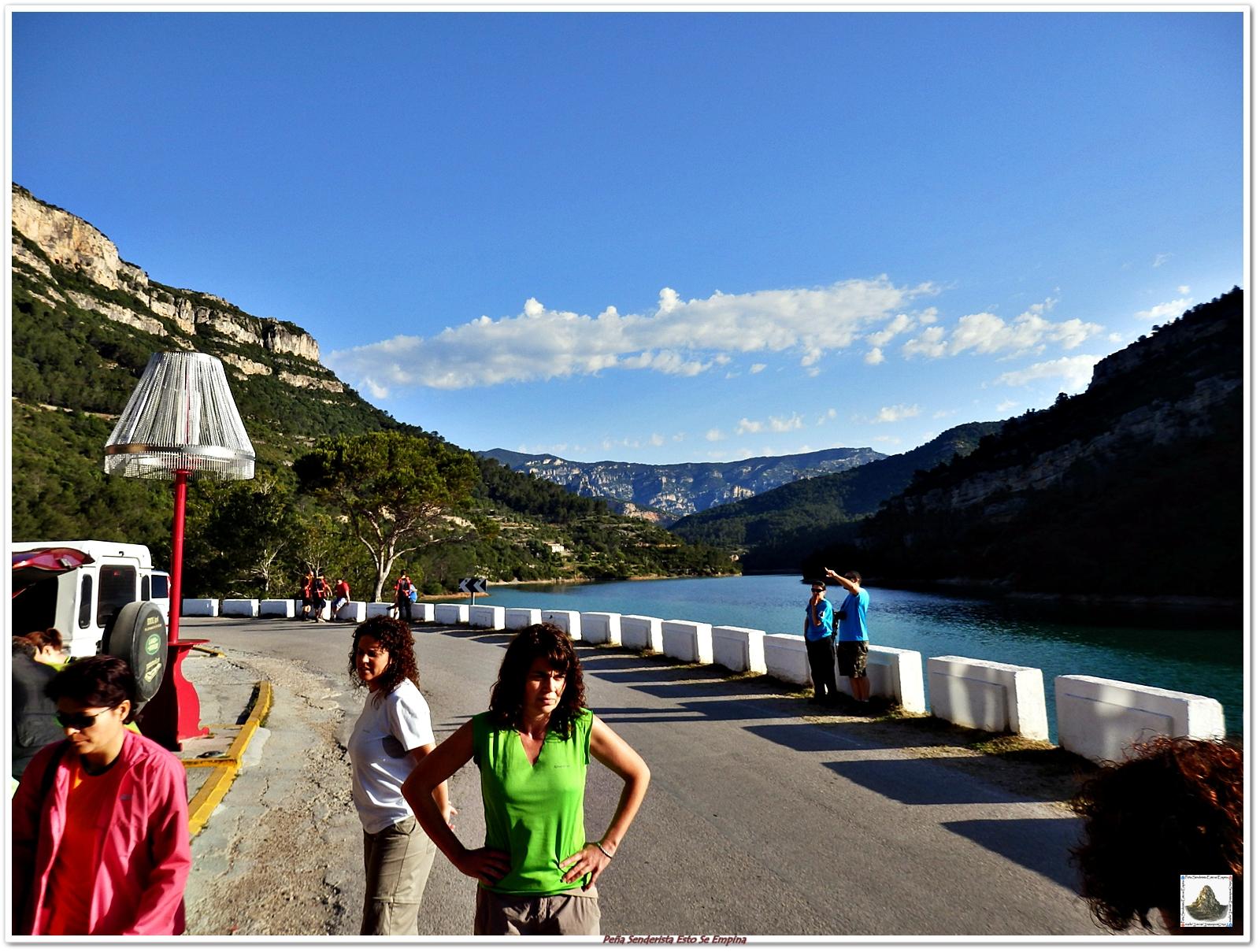 Pe a senderista esto se empina por el parque natural dels ports 16 06 13 - El tiempo en la senia tarragona ...