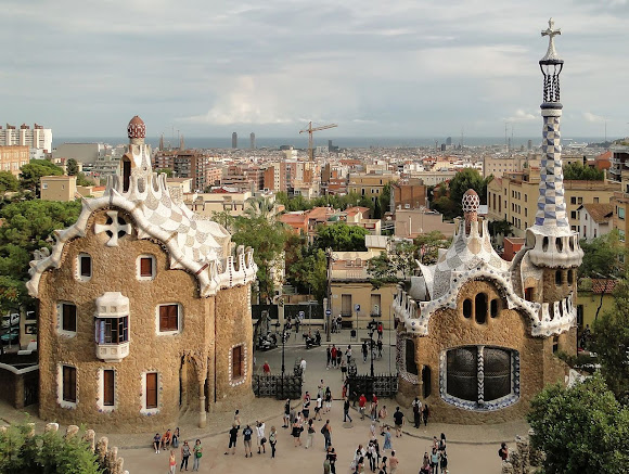 Gracia Barcelona Park Guell