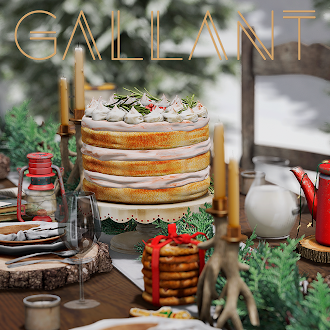 ◤Gallant Magazine - Holiday 2020 #Fall Porch #Autumn Smells◢
