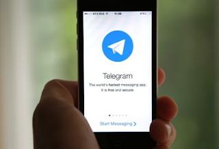 Arti NNC di RP Telegram Simak Disini Penjelasannya