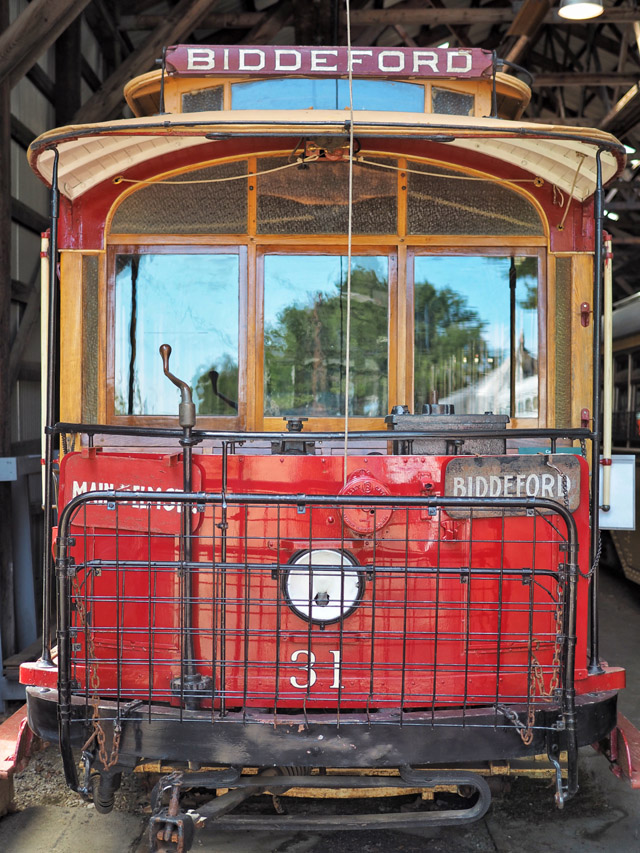 The Seashore Trolley Museum