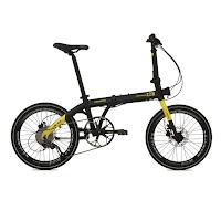 sepeda lipat pacific noris arm folding bike
