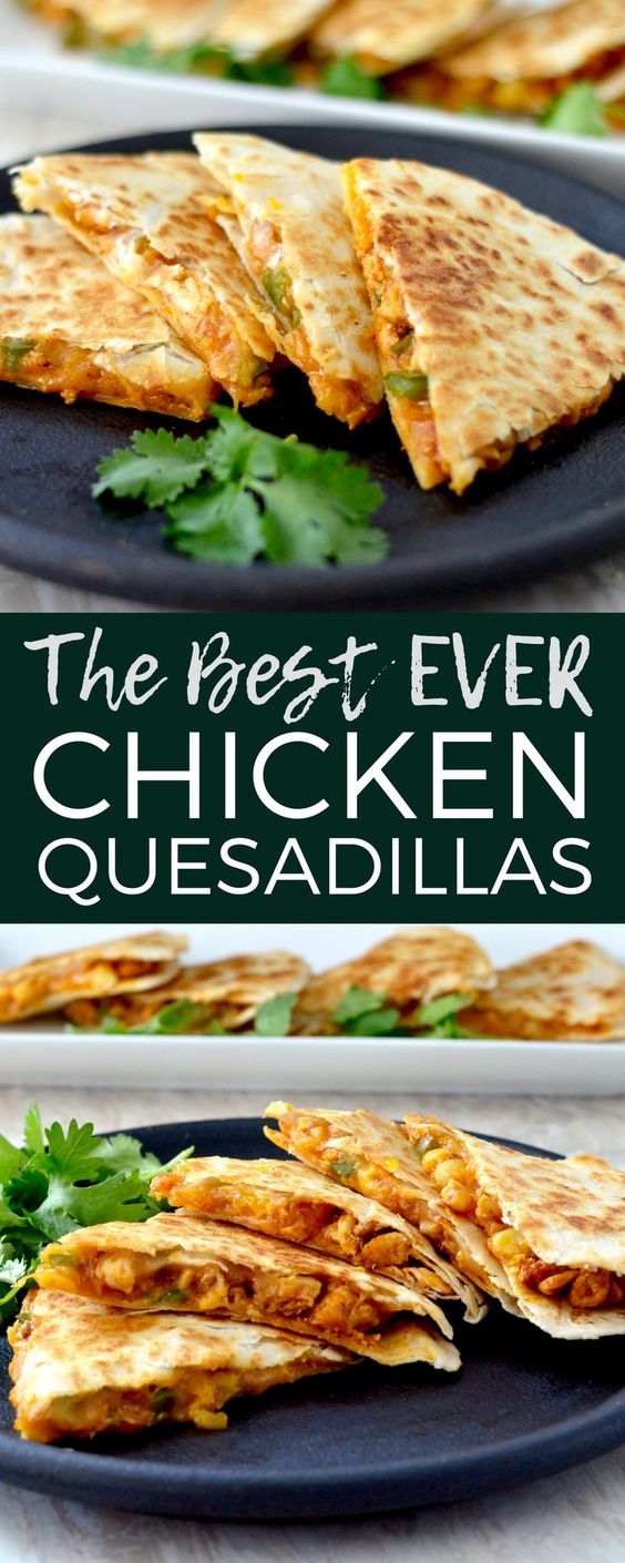 BEST CHICKEN QUESADILLA RECIPE #recipes #dinnerrecipes #quickdinnerrecipes #food #foodporn #healthy #yummy #instafood #foodie #delicious #dinner #breakfast #dessert #lunch #vegan #cake #eatclean #homemade #diet #healthyfood #cleaneating #foodstagram