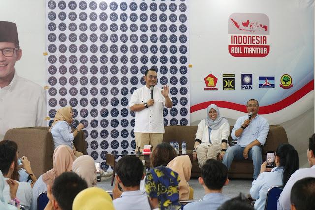Prabowo-Sandi Janjikan Sembako Murah, Dahnil: Program Siap Diterapkan di Seluruh Indonesia