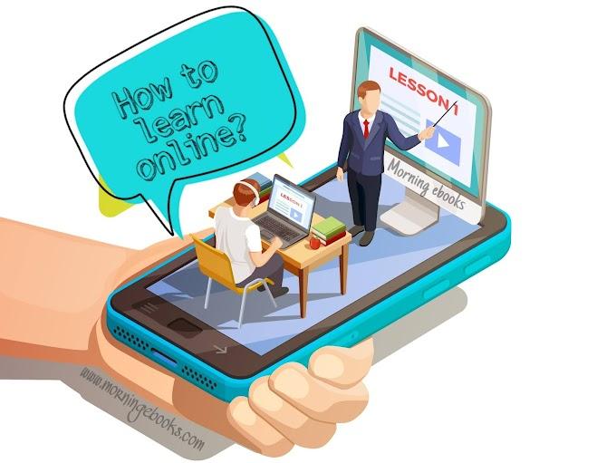 How to learn online free | ऑनलाइन सीखना और पढ़ना जानें।