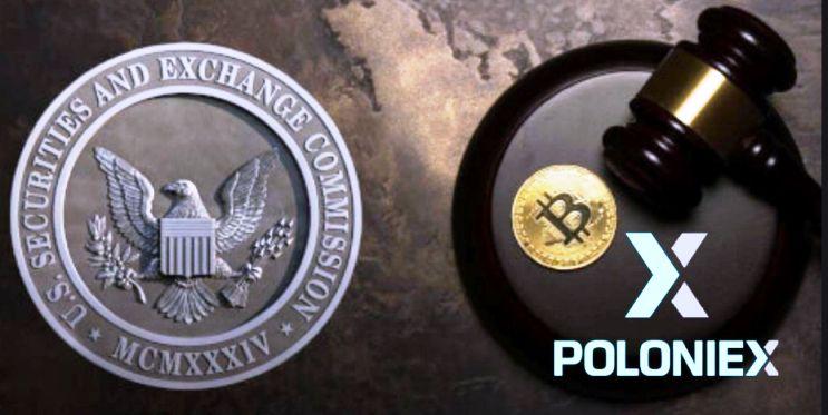 SEC Denda Poloniex $10 juta karena Mengoperasikan Pertukaran Crypto Tidak Terdaftar