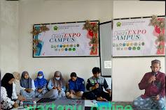Semangat Pandemi, Para Alumni Ponpes Zainal Abidin Gelar Ekspo Kampus
