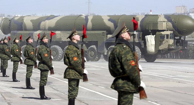 Rusia Punya Waktu 30 Menit untuk Mempersiapkan Diri dari Serangan Nuklir