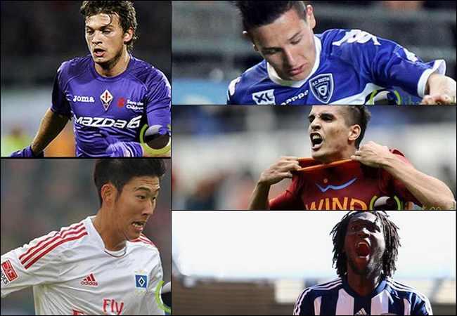 10 Pencetak Gol Termuda di Kompetisi Elit Eropa