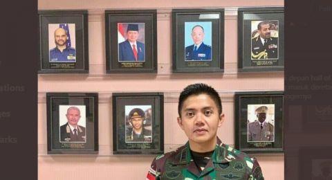 Ajudan Prabowo Pamerkan Foto SBY di Sekolah Pasukan Elite Amerika Serikat
