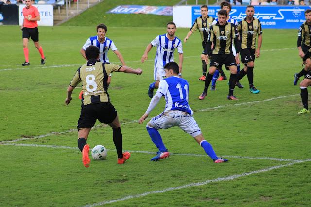 Fútbol | Un Barakaldo más cerca del descenso que del ascenso no puede fallar en Gernika